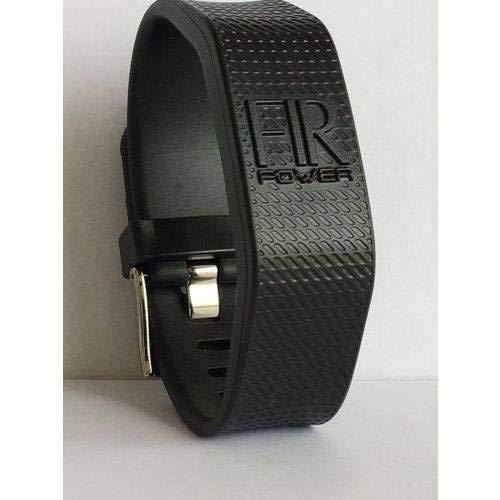 FIR BRACELET (Black, 8.6) - Bracelets Pvc Mens