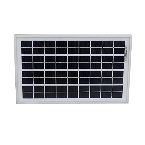 Solar Kit 10w (ECO-WORTHY 10W Solar Panel 10 Watt 12 Volt Pv Solar Module,Solar Cell Panel)