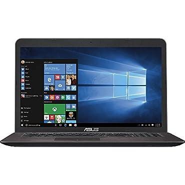 2017 Newest ASUS 17.3 Full HD (1920 x 1080) Premium Laptop, Intel Core i5-6200U Processor, 12GB DDR4 RAM, 1TB HDD, NVIDIA GeForce 950M 2GB, SuperMulti DVD, HDMI, Bluetooth, VGA, Wifi, Windows 10