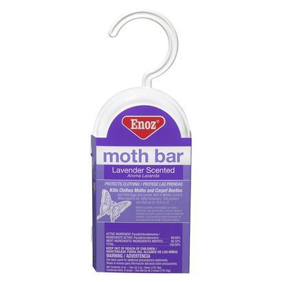 Willert Home Products TV209126 Moth Bar/Hanger, 6 oz