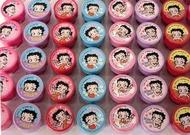 Betty Paper Boop (Betty Boop Stampers: Stamp Art Set (5 pcs))