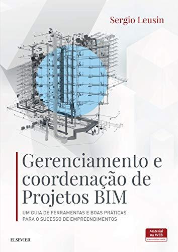 Gerenciamento coordenação projetos BIM empreendimentos ebook