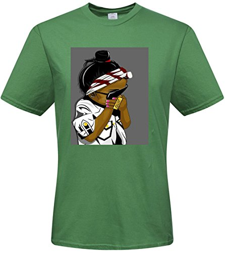 Custom Trill Mens T-shrits,DIY MENS Cotton Crew Neck T-Shirt