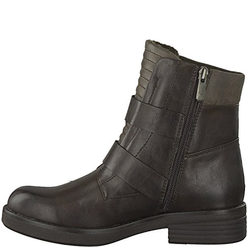 MARCO TOZZI Marco Tozzi Womens Boot 25800 Mocca Ant.Comb 41 K1TEWKVLM