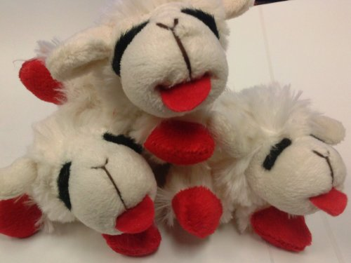 LAMBCHOP PLUSH SQUEAKY CLASSIC MEDIA product image