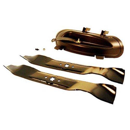MTD Parts 19A30006OEM Mulching Kit for 42-inch Cutting Decks - Mulch Inch 42 Kit