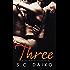 Three: A Menage Erotic Romance