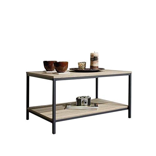 Sauder 420275 North Avenue Coffee Table, L: 31.50' x W: 20.00' x H: 16.54', Charter Oak finish