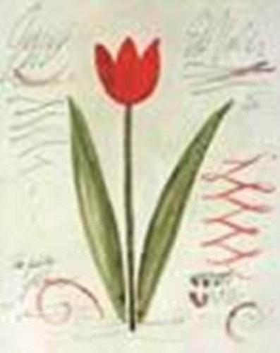 (Susan Gillette - Une Tulipe Rouge NO LONGER IN PRINT - LAST ONE!!)