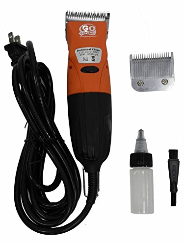 Go Pet Club PC-902 Pet Grooming Clippers by Go Pet Club