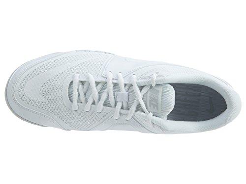 Nike Womens Cheer Scorpion Cross Training Scarpe Bianco / Bianco / Platino Puro