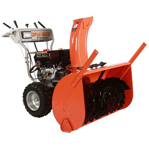 Find a 36 in. Commercial 420 cc Two-Stage Electric Start Gas Snow Blower