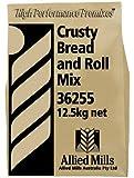 Allied Mills Crusty Bread & Roll Mix 12.5kg x 1
