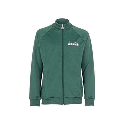 Chaqueta 70145 para Diadora 80S Ramo Verde Jacket Hombre gwd6qXxA7
