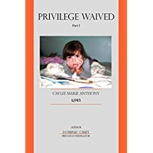 Privilege Waived-Part I: 1,043