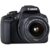 Canon 2728C003 EOS 2000D 18-55 IS, 24.1 MP, DSLR Camera, Black