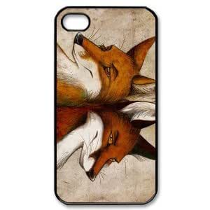 THERESA CALLINAN's Shop New Style 8673859M18393643 Fox Case for Iphone 4/4s -IPhone 4-PC00130