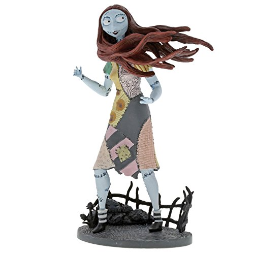 Sally From Nightmare Before Christmas (Enesco Grand Jester Studios 4059468 Sally From The Nightmare Before Christmas Vinyl Figurine, 8.25