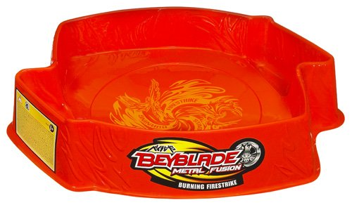 Beyblade Metal Fusion Stadium - Burning Firestrike