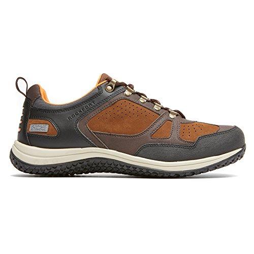 Rockport Heren Walk360 M Sneaker Chocolade