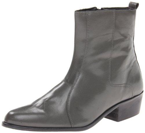 Gray Men's Santos Side Plain Adams Boot Zipper Stacy Toe RnZqHwTR