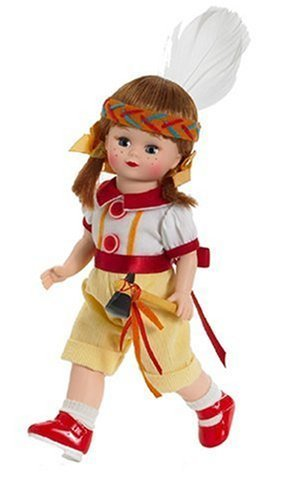 (Madame Alexander Lil Indian Maggie Americana Collection Doll, 8 by Madame Alexander Dolls )