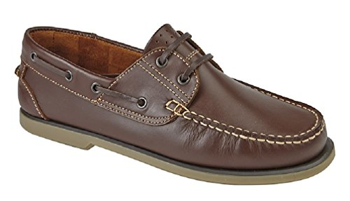 Mr Shoes - Informal hombre, color marrón, talla 45