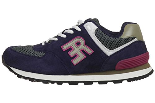 Women's Biella Rohde BLAU Top Low Sneakers TzWZgqw