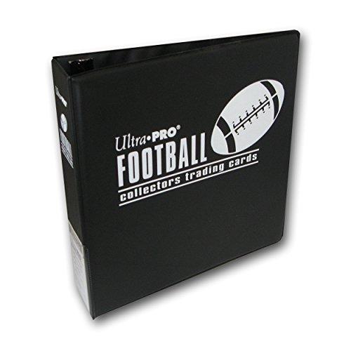(Ultra Pro NFL Football Album in Black)
