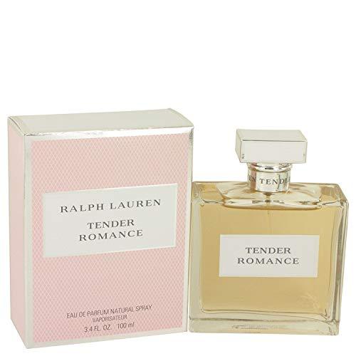 - Ralph Lauren Tender Romance Eau de Parfum Spray for Women, 3.4 Ounce