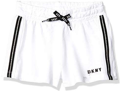 DKNY Girls French Terry Pull-on Short