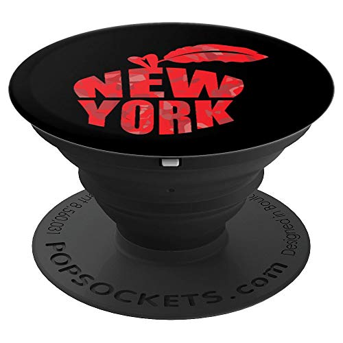 New York Shirt I Love New York City NY NYC PopSockets Grip and Stand for Phones and -
