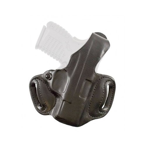 DeSantis 2000948 RH blk Thumb Break Mini Slide Holster-Colt Gov 1911