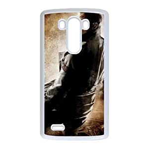 LG G3 White Terminator phone case Christmas Gifts&Gift Attractive Phone Case HLR500322670