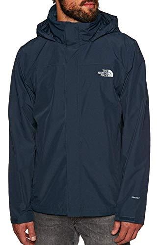 - The North Face Men's Sangro Dryvent Windbreaker Jacket - L - Shady Blue