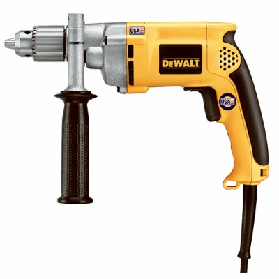 Black & Decker/Dewalt DW235G Variable-Speed Reversible Drill, 1/2-Inch Chuck - Quantity 5