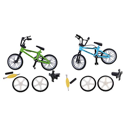 [해외]Fityle 2 Pieces Creative Finger Bicycle Mountain Bike for Boys Functional Game Toy / Fityle 2 Pieces Creative Finger Bicycle Mountain Bike for Boys Functional Game Toy