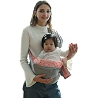 e9996ecfd6d Adjustable Ring Sling Baby Carrier - Jispu Breathable Healthy Baby Ring  Sling   Nursing Cover with