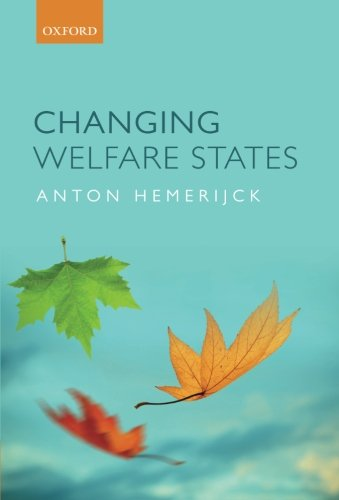 Changing Welfare States