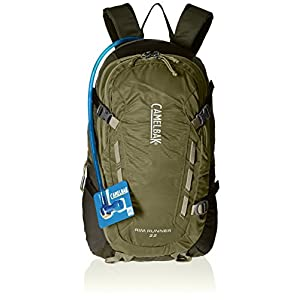 CamelBak 2016 Rim Runner 22 Hydration Pack, Dusky Green/Black Olive