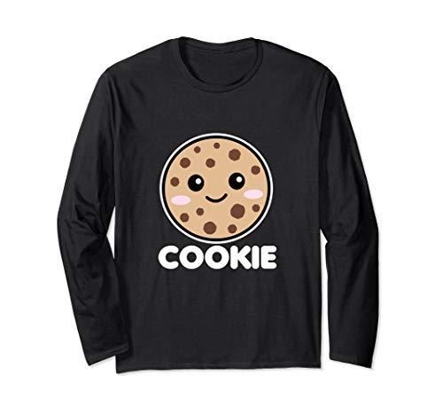 Chocolate Chip Cookie Halloween Costume Kawaii Long -