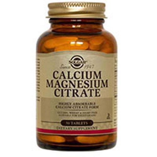 Calcium Magnesium Citrate 250 Tabs 2-Pack