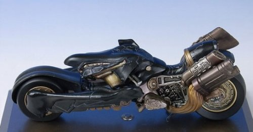 Final Fantasy Mechanical Arts Cloud Strife S Fenrir