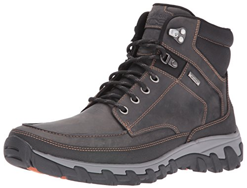 Boot Rockport Men's Moc Grey Castlerock Plus Springs Cold Snow xRxT7CY