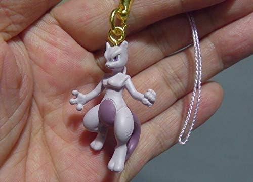 Pokemon Movie 22 Mewtwo Strikes Back Evolution Figure Netsuke~Mewtwo