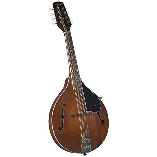 Kentucky KM-156 Standard A-Model Mandolin - Transparent Brown by Kentucky
