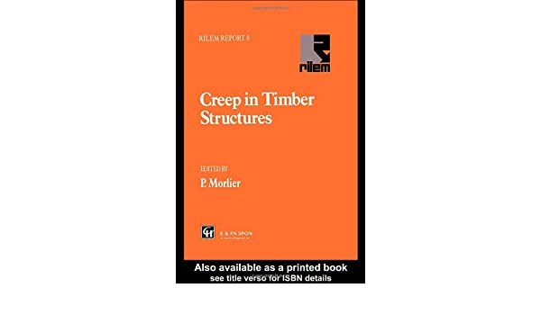 eBook Creep in Timber Structures (Rilem Report, No 8) download | online | audio id:9afv0hg