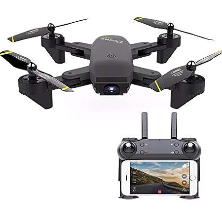 WANGOFUN RC Quadcopter Drone, Mini Drone Selfie Drone fácil de ...