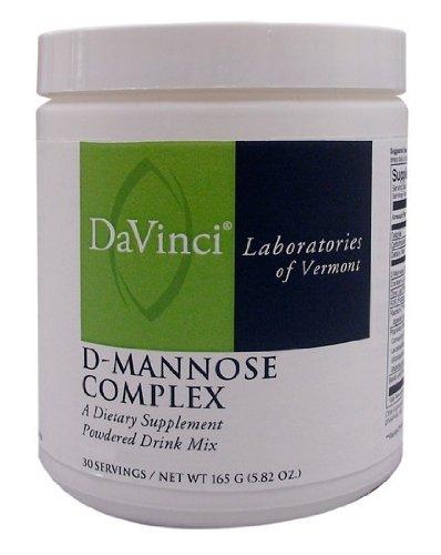 - Davinci Labs D Mannose Complex 5.82 Ounces