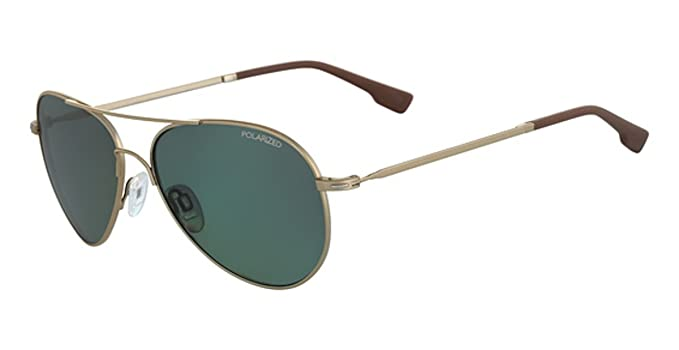 dec14d5847 Sunglasses FLEXON SUN FS-5000P 710 GOLD at Amazon Men s Clothing store